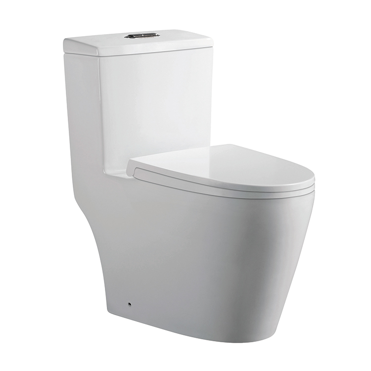Manufacturer Floor Mounted Ceramic Vacuum Toilet