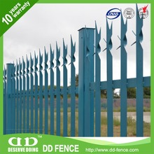 Site Security Fencing / Steel Panel Fence / Decorative Garden Fencing