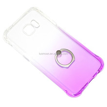 Mobile phone case wholesale pc tpu new design with ring stand for lg k7 / k10 case
