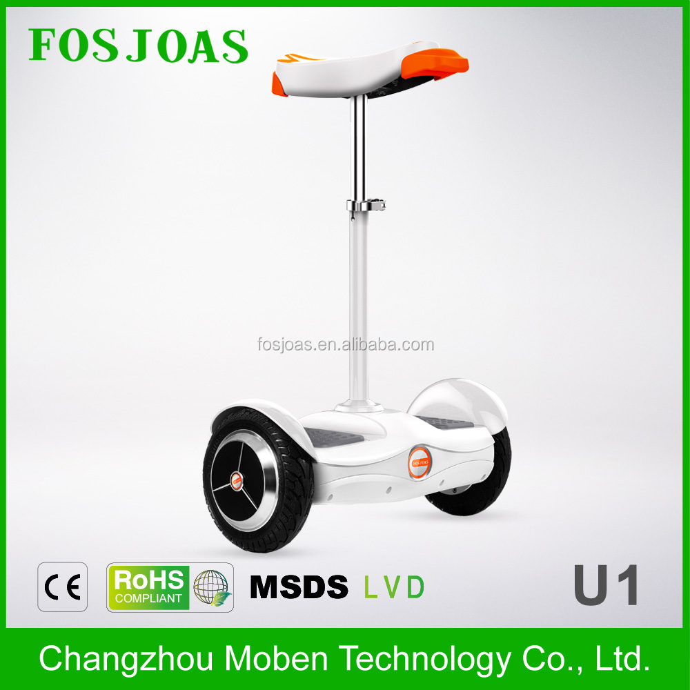 LATEST!!!Fosjoas <strong>U1</strong> Best Airwheel cheap smart scooter with seat With App