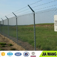 Chain Link Fence with Barbed Wire/Chain Link Fence Kit