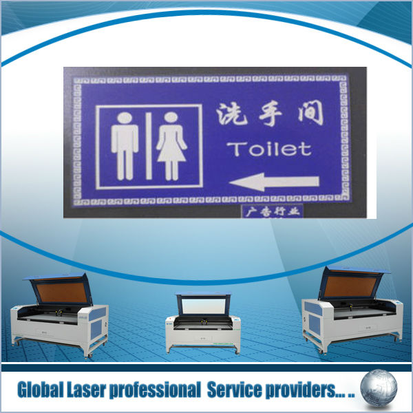 Laser cutting and engraving for leather, cloth, wood,double heads laser cutter, yes tekstil fabric laser cutting