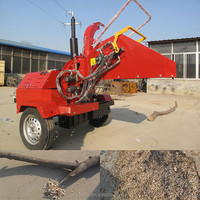 china supplier new design cheap price wood drum chipper