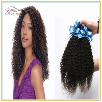 mongolian kinky curly hair weave 4a,afro kinky hair weave 8inch 10inch 12inch Mix Length