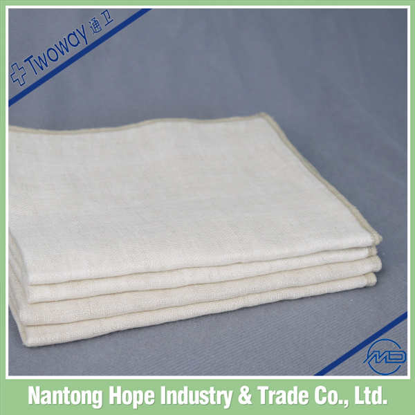 2014 new design high quality household recycled cotton wiping rags