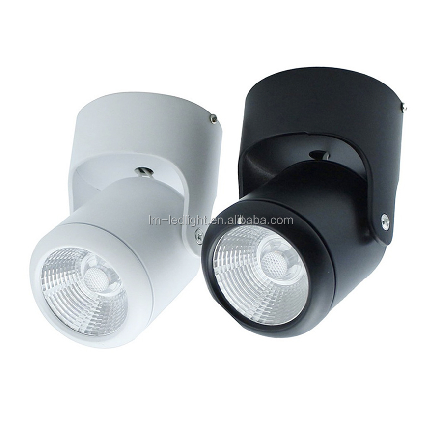 LED ceiling light COB 5W 7W down light Round 10W