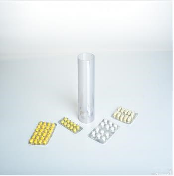 Pharma package film of <strong>pvc</strong>/aclar