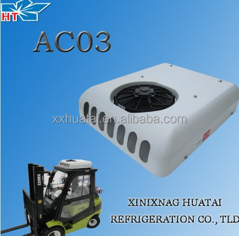 12V/24V truck roof air conditioner van air cooling systems