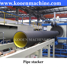 PE HDPE PP Plastic double wall corrugated pipe hose production line price