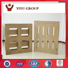 Compressed wood pallet with good quality and competitive price