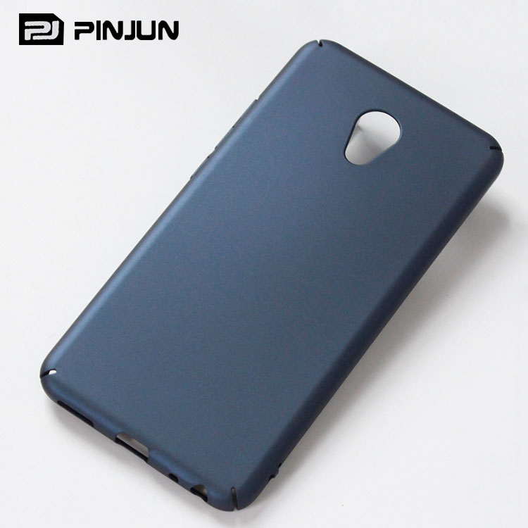 Ultra thin coating hard plastic pc case for meizu mx6 case