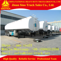 China factory tanker semi trailer oil tank semi trailer for sale