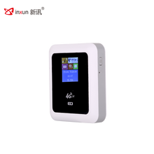 Travel Partner 4G LTE Wireless 4G Router with SIM Card Slot Support LTE FDD B1/B3/B5 Support AT&T