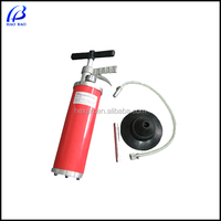 HAOBAO Pneumatic Type H-4 Air Power Drain Cleaner in China