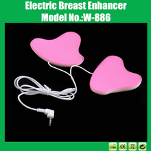 Vibrating Portable Breast Enlargement Electronic Breast Nipple Stimulation