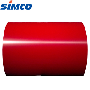 Prepainted PPGI steel coil color galvanized steel sheet In Coil