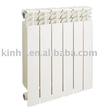 Flat-top Aluminium Radiator