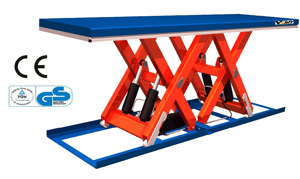 Electric Scissor Hydraulic Lift Table H series