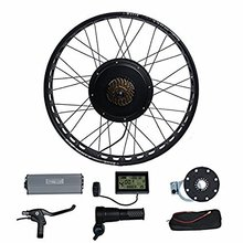 China Manufacturer Electric Bike Kit 5000 watt hub motor With CE