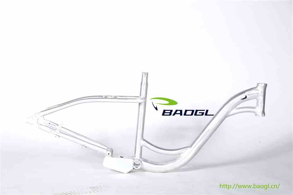 BAOGL bicycle frame for custom choppers