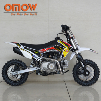 2016 New Gas Powered Dirt Bike For Kids