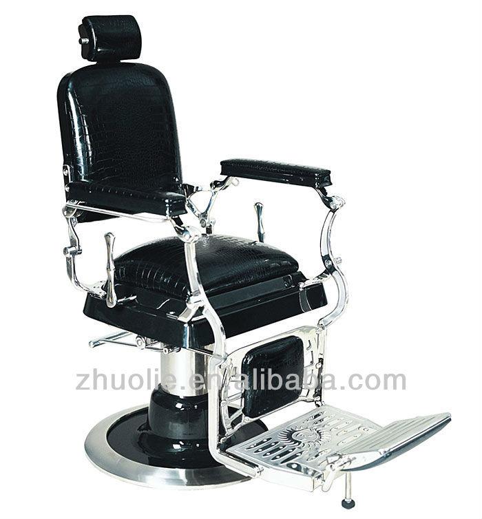 Antiguo sillas peluquer a de lujo sillas de metal for Sillas de peluqueria