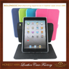 360 degree rotation leather smart tablet case for ipad mini 4 3 2 case