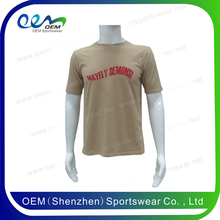 Online shopping cotton latest t shirt designs for men