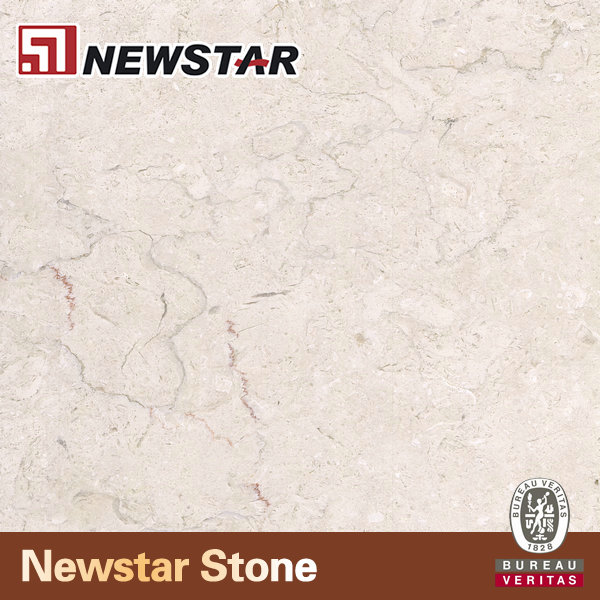 Newstar Crema Ultraman Small Square 30x60 Or Custom Polished Beige Marble Natural Stone Thin Tiles & Slabs For Wall And Floor