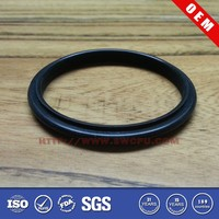 Custom rubber washer autoclave gasket