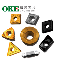 All Range Milling Turning Inserts Cutters