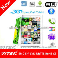 MTK 7.85 inch Android 4.1 Dual Core WiFi 3G Tablet pc msn skype and google talk