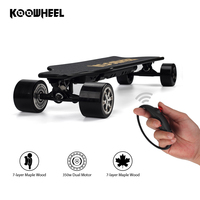 Koowheel Best Adult Boosted Electric Motorized Automatic Skateboard