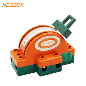 Low price 2p copper quality resin base changeover switch 30a