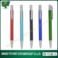 Free Sample Custom Logo Metal Promotional Pen