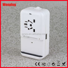 HOT Sale Wonplug Patent Travel Adapter Top Selling 2014 trend christmas gift