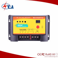 Factory Direct 30A 12V/24V Charge Controller, Battery Controller, Solar Regulator