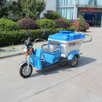electric tricycle for cargo tricycle for garbage collection