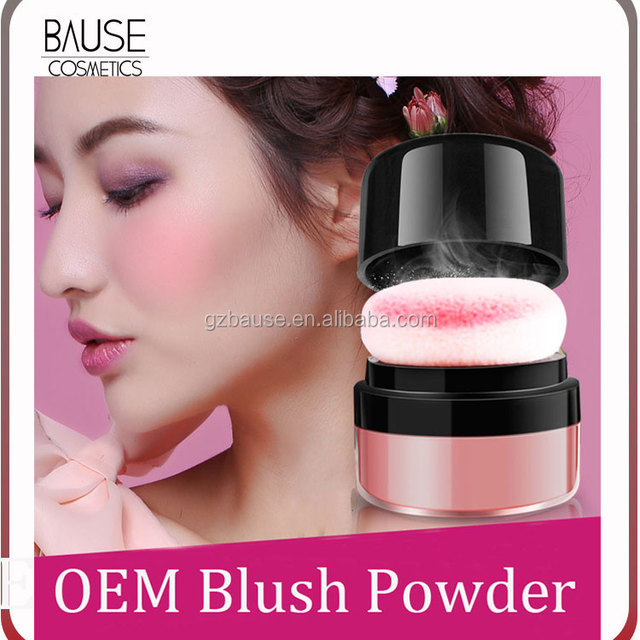 high quality party makeup cosmetics kiss beauty blusher