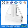 customized extrusion plastic pvc profile for windows and doors