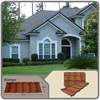 Waterproof Colorful coating steel Roof Tile, Stone Coated Metal Roofing Tile