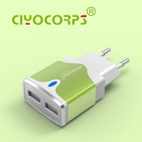 Mobile Phone Use and Electric Type Compact Portable Wall Travel Charger