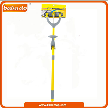 hot new products for 2016 telescopic flod spong mop