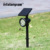 solar landscape light Waterproof Outdoor Security Wall Lights Auto On/Off for Backyard Driveway Patio Gardens