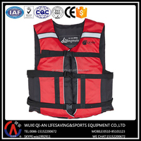 Adult Buoyancy Aid Kayak Boating Fishing Foam Life Jacket Vest OEM