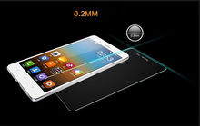 For Sony Xperia Z screen protector/9H hard 0.33mm/0.4mm/0.2mm tempered glass screen protector with factory supply