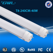 AC100-277V japanese tube japan tube 40w led tube light 8ft for parking lot