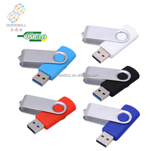 Get Free Samples swivel usb flash drive wholesale usb key with logo