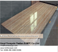 Best selling quartz artificial marble / Artificial Stone, man-made marble texture board for wall
