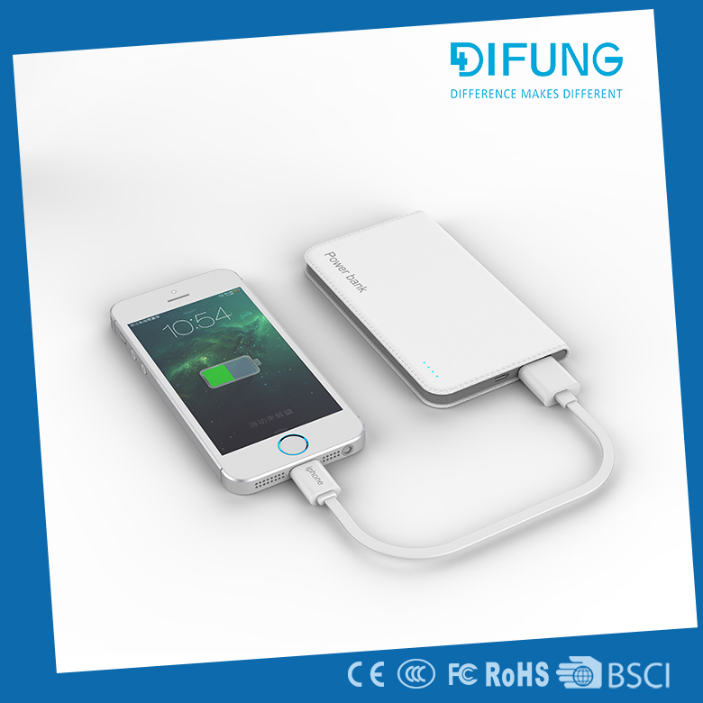 Latest wholesale alibaba notebook style aili power bank